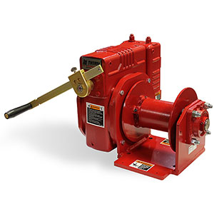 2W40 Worm gear Hand Winches