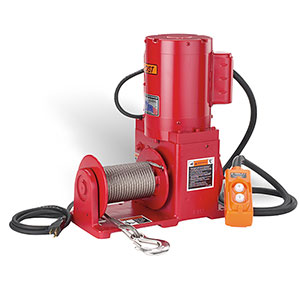 477 Portable power winches
