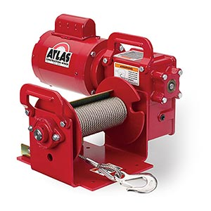 4WP2D Portable Power Winches