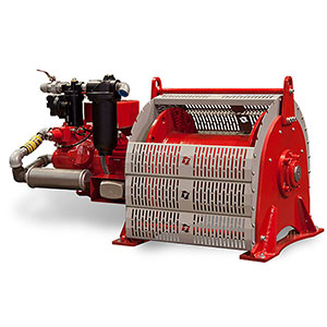 C Series air Winches